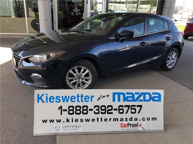 2015 Mazda Mazda3 GS (Stk: U3793) in Kitchener - Image 1 of 29