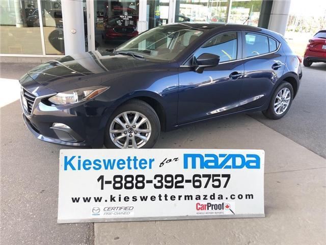 2015 Mazda Mazda3 GS (Stk: U3793) in Kitchener - Image 3 of 29