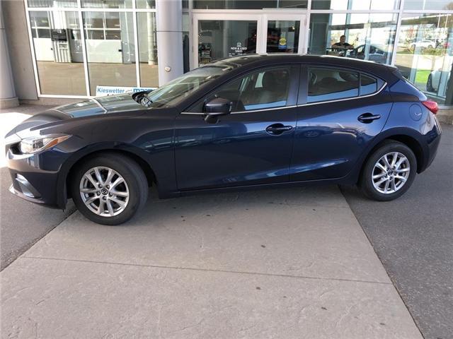 2015 Mazda Mazda3 GS (Stk: U3793) in Kitchener - Image 4 of 29