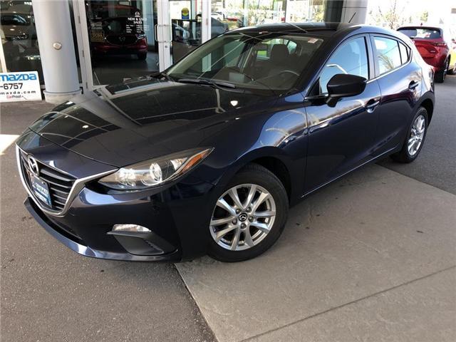 2015 Mazda Mazda3 GS (Stk: U3793) in Kitchener - Image 11 of 29