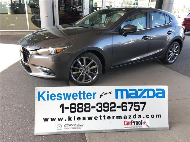 2018 Mazda Mazda3 GT (Stk: 35318) in Kitchener - Image 1 of 30