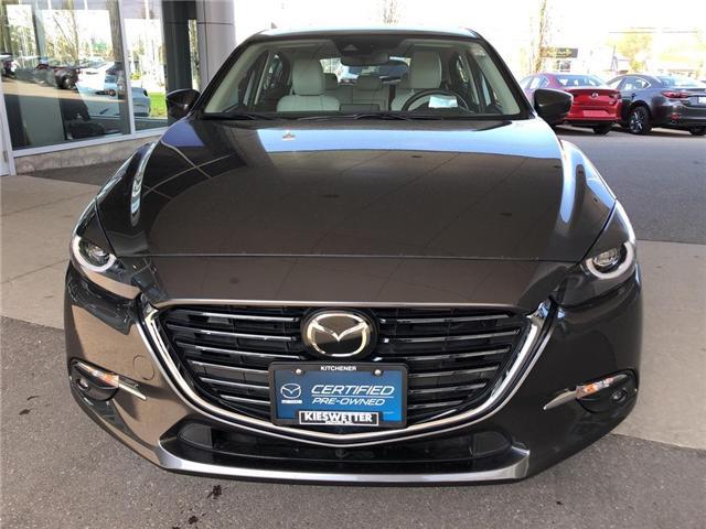 2018 Mazda Mazda3 GT (Stk: 35318) in Kitchener - Image 10 of 30
