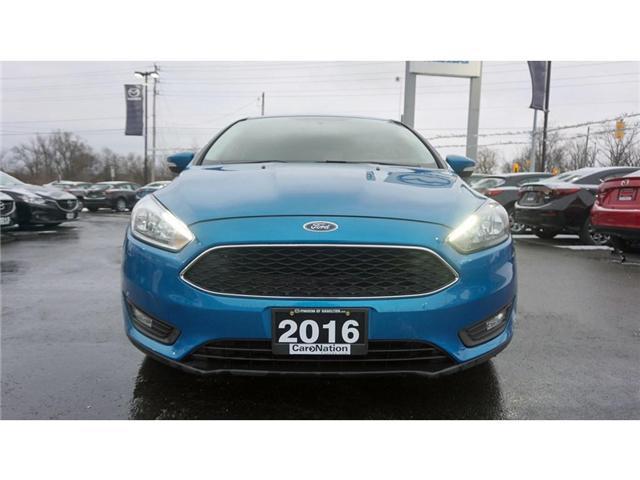 2016 Ford Focus SE (Stk: HU708) in Hamilton - Image 3 of 40
