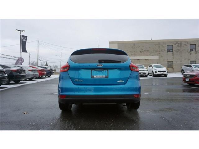 2016 Ford Focus SE (Stk: HU708) in Hamilton - Image 6 of 40