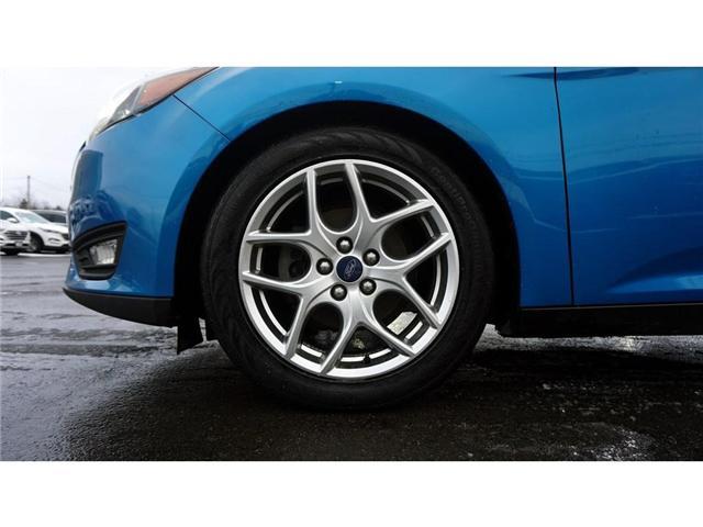 2016 Ford Focus SE (Stk: HU708) in Hamilton - Image 10 of 40