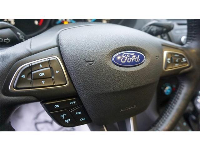 2016 Ford Focus SE (Stk: HU708) in Hamilton - Image 19 of 40