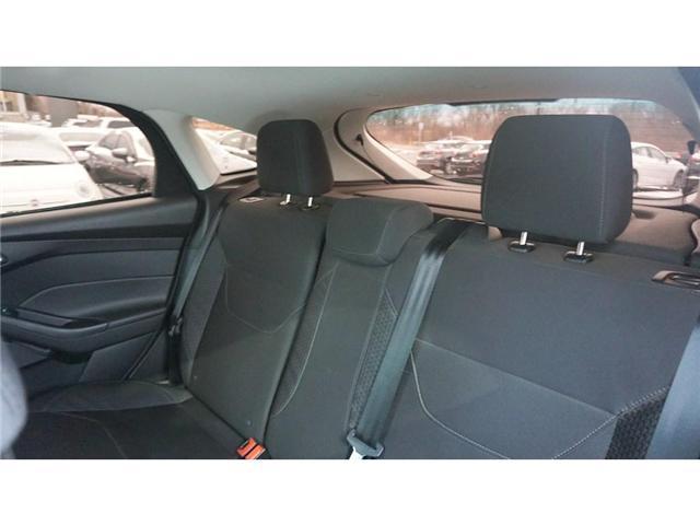 2016 Ford Focus SE (Stk: HU708) in Hamilton - Image 25 of 40