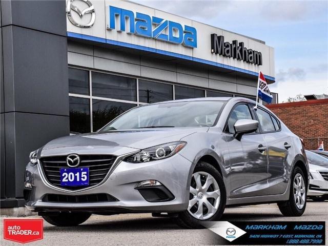 2015 Mazda Mazda3 GX (Stk: P1869) in Markham - Image 1 of 25