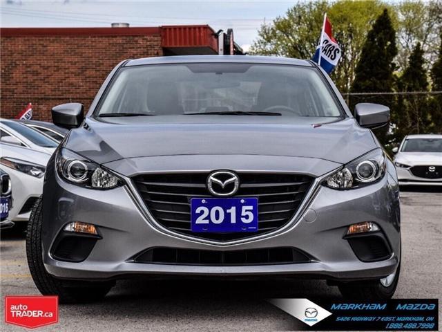 2015 Mazda Mazda3 GX (Stk: P1869) in Markham - Image 2 of 25
