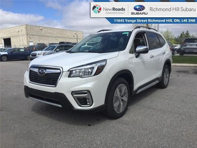 2019 Subaru Forester Premier Eyesight CVT (Stk: 32611) in RICHMOND HILL - Image 1 of 20