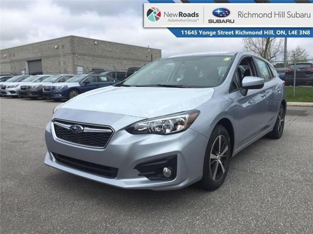 2019 Subaru Impreza 5-dr Touring AT (Stk: 32632) in RICHMOND HILL - Image 1 of 19
