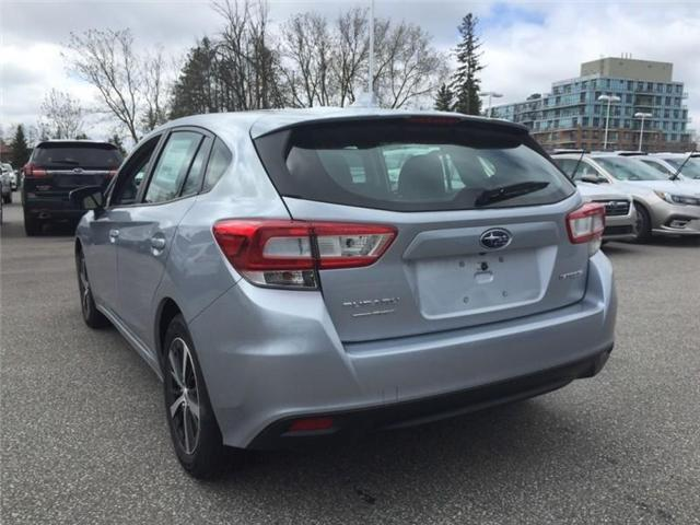 2019 Subaru Impreza 5-dr Touring AT (Stk: 32632) in RICHMOND HILL - Image 3 of 19