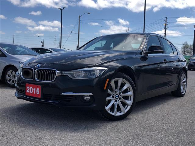 2016 BMW 328i xDrive (Stk: 56800B) in Scarborough - Image 1 of 22