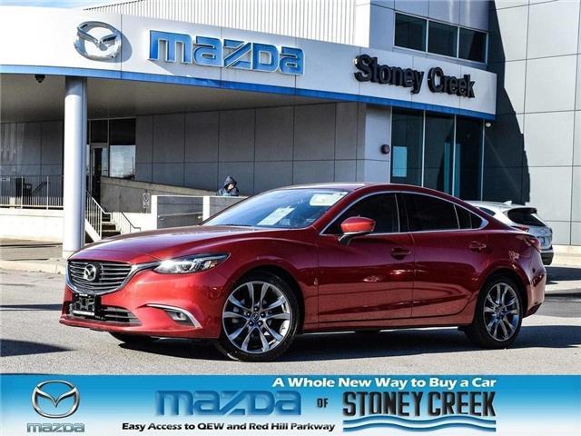 2017 Mazda MAZDA6 GT (Stk: SU990A) in Hamilton - Image 1 of 22