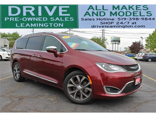2017 Chrysler Pacifica Limited (Stk: D0085) in Leamington - Image 1 of 27