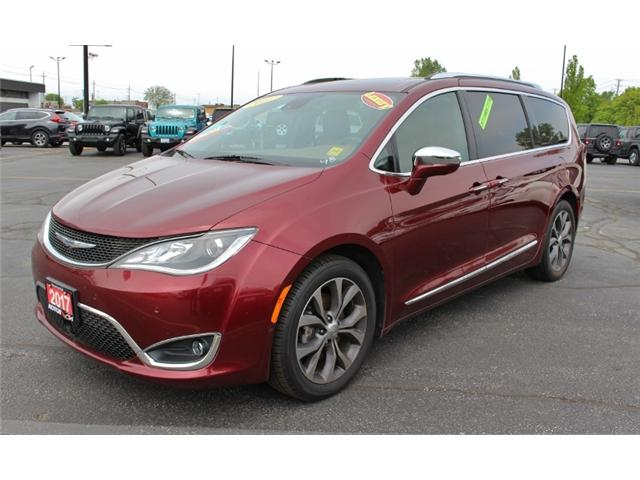 2017 Chrysler Pacifica Limited (Stk: D0085) in Leamington - Image 3 of 32