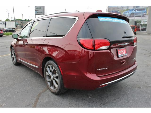 2017 Chrysler Pacifica Limited (Stk: D0085) in Leamington - Image 5 of 32