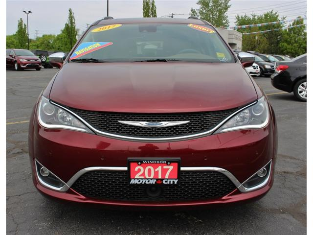 2017 Chrysler Pacifica Limited (Stk: D0085) in Leamington - Image 2 of 27