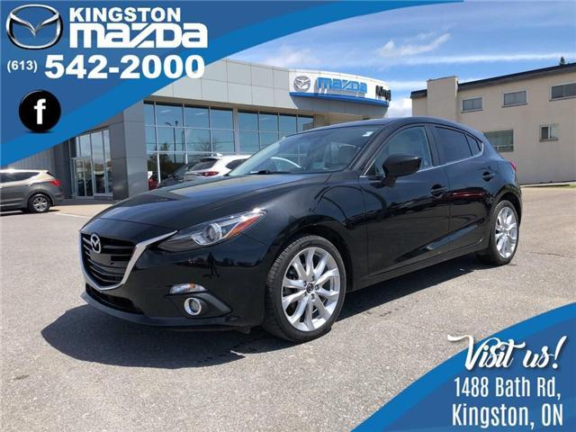 2015 Mazda Mazda3 GT (Stk: 19P018) in Kingston - Image 1 of 18