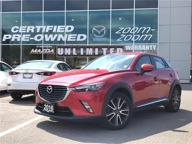 2016 Mazda CX-3 GT (Stk: P1861-A) in Toronto - Image 2 of 24
