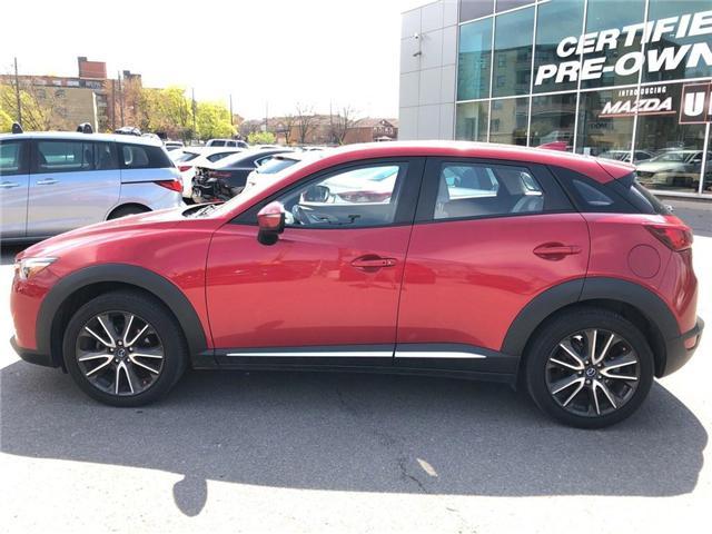 2016 Mazda CX-3 GT (Stk: P1861-A) in Toronto - Image 3 of 24