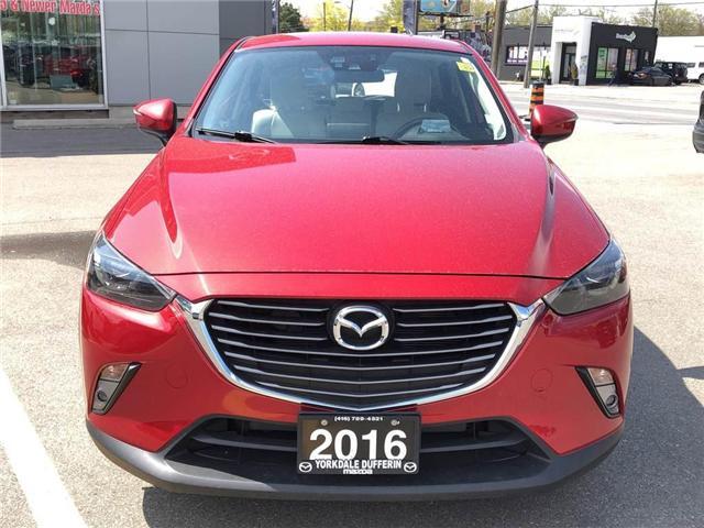 2016 Mazda CX-3 GT (Stk: P1861-A) in Toronto - Image 9 of 24