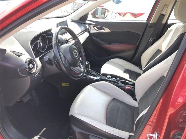 2016 Mazda CX-3 GT (Stk: P1861-A) in Toronto - Image 11 of 24
