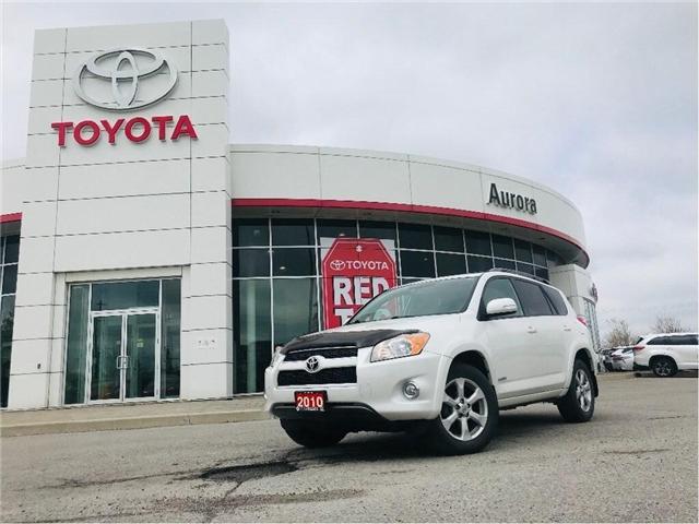2010 Toyota RAV4 Limited (Stk: 305452) in Aurora - Image 1 of 19