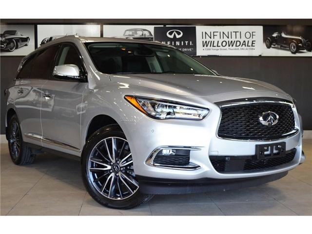 2019 Infiniti QX60 Pure (Stk: U16524) in Thornhill - Image 2 of 29