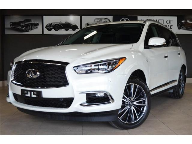 2019 Infiniti QX60 Pure (Stk: U16521) in Thornhill - Image 1 of 30