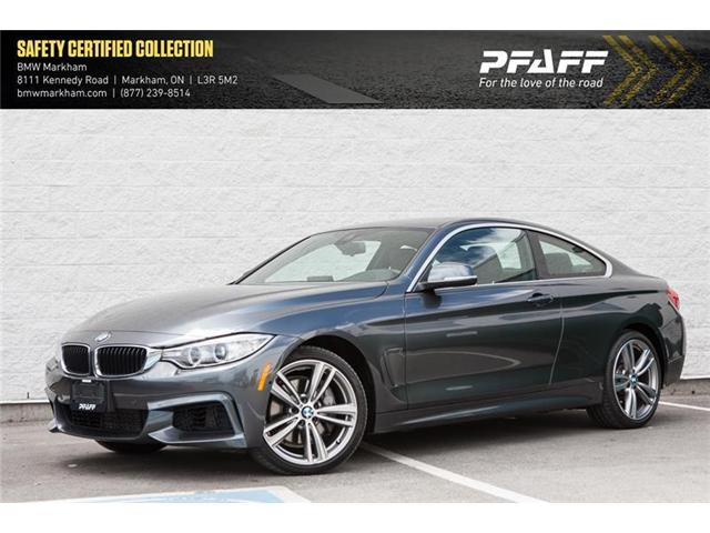 2015 BMW 435i xDrive (Stk: 37726A) in Markham - Image 1 of 18