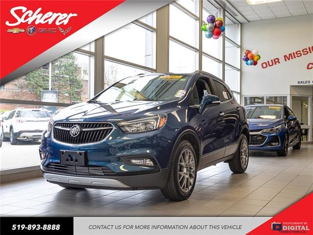 2019 Buick Encore Sport Touring (Stk: 191260) in Kitchener - Image 1 of 9