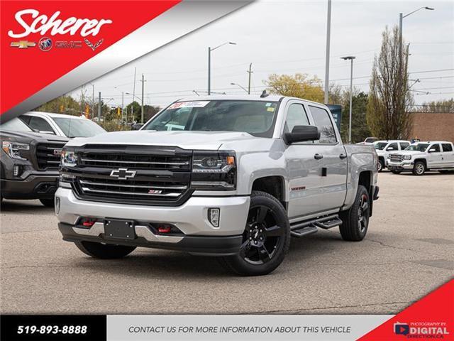 2018 Chevrolet Silverado 1500 2LZ (Stk: 1813570) in Kitchener - Image 1 of 10