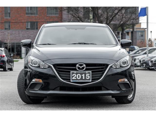 2015 Mazda Mazda3 GS (Stk: P0404) in Richmond Hill - Image 2 of 18