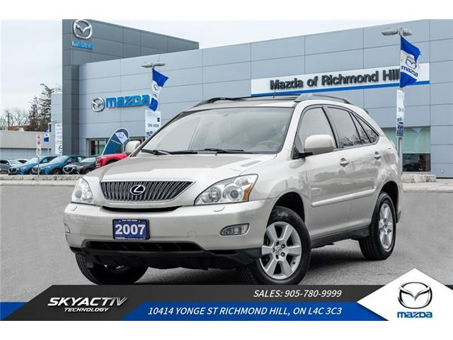 2007 Lexus RX 350 Base (Stk: P0406) in Richmond Hill - Image 1 of 18