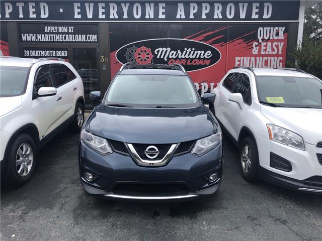 2016 Nissan Rogue SL Premium (Stk: ) in Dartmouth - Image 1 of 12