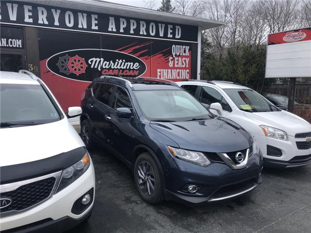 2016 Nissan Rogue SL Premium (Stk: ) in Dartmouth - Image 3 of 12