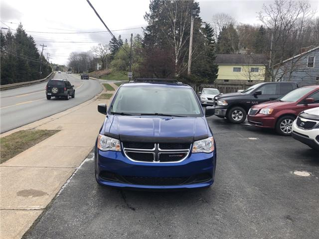 2013 Dodge Grand Caravan SE/SXT (Stk: ) in Dartmouth - Image 1 of 10