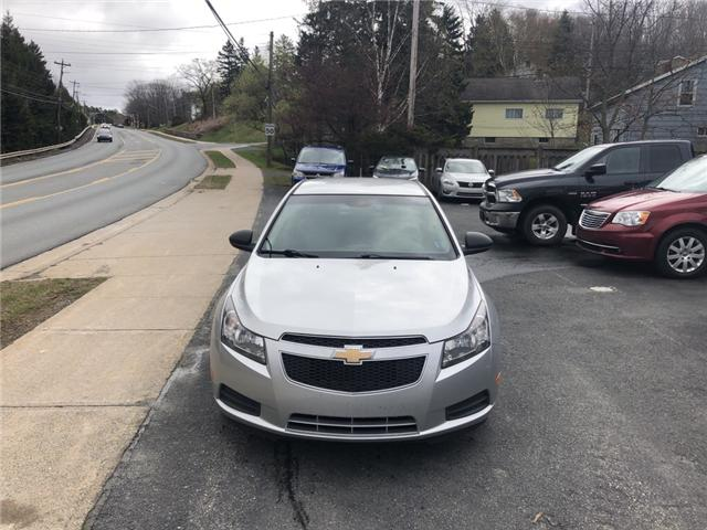 2012 Chevrolet Cruze LS (Stk: ) in Dartmouth - Image 1 of 8