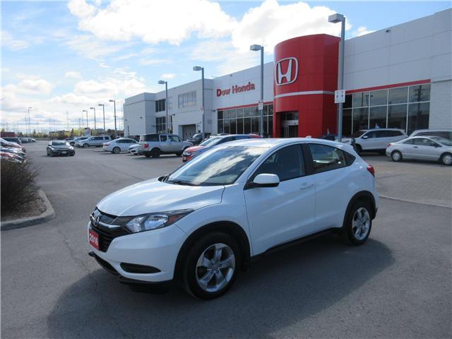 2016 Honda HR-V LX (Stk: SS3453) in Ottawa - Image 1 of 11