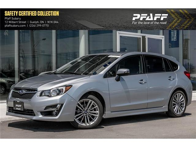 2016 Subaru Impreza 2.0i Limited Package (Stk: S00169A) in Guelph - Image 1 of 22