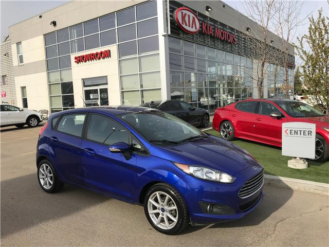 2015 Ford Fiesta SE (Stk: 21407A) in Edmonton - Image 1 of 15