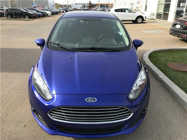 2015 Ford Fiesta SE (Stk: 21407A) in Edmonton - Image 4 of 15