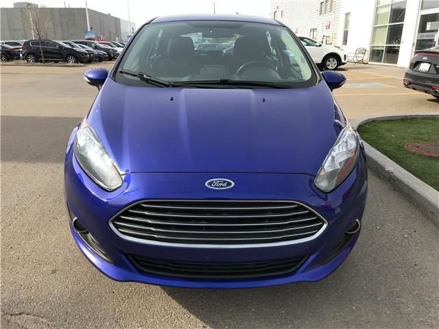 2015 Ford Fiesta SE (Stk: 21407A) in Edmonton - Image 5 of 15
