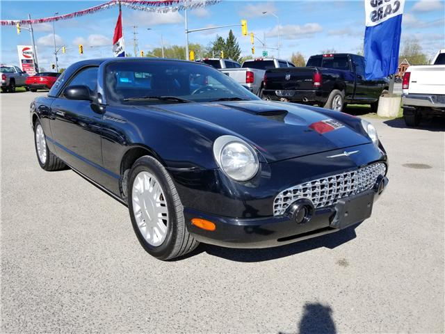 2002 Ford Thunderbird Standard (Stk: ) in Kemptville - Image 1 of 15