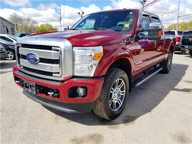 2016 Ford F-250 Lariat (Stk: ) in Kemptville - Image 3 of 22