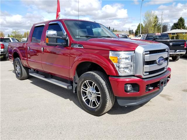 2016 Ford F-250 Lariat (Stk: ) in Kemptville - Image 1 of 22
