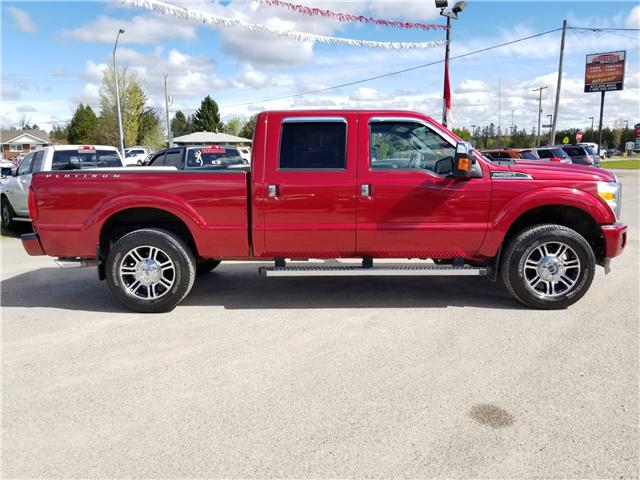 2016 Ford F-250 Lariat (Stk: ) in Kemptville - Image 5 of 22