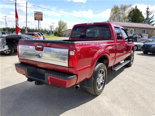 2016 Ford F-250 Lariat (Stk: ) in Kemptville - Image 20 of 22
