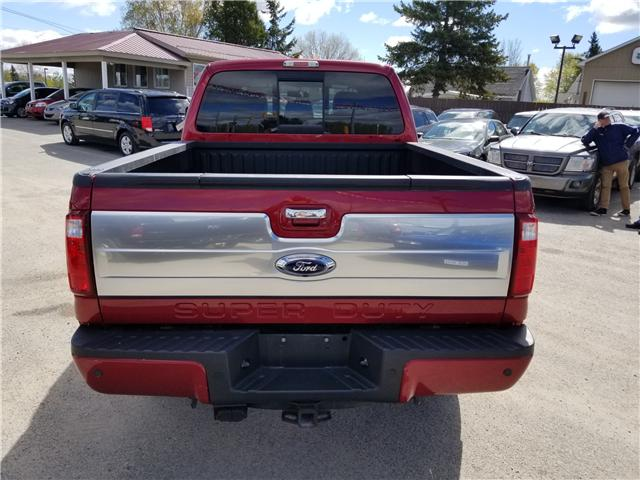 2016 Ford F-250 Lariat (Stk: ) in Kemptville - Image 21 of 22